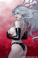 Lady Death: Secrets #1 Sensual Edition by Ric1975