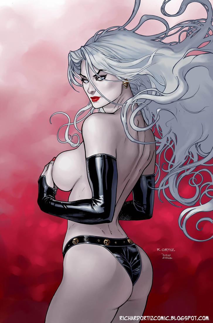 Lady Death: Secrets #1 Sensual Edition by Ric1975