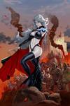 Lady Death: Dragon Wars #1 - War Edition