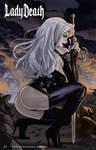 Lady Death #0: 19th Anniversary Edition