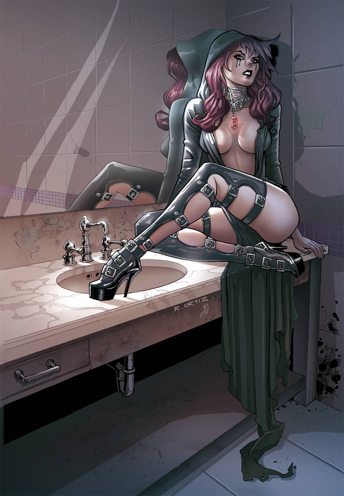 Grimm Fairy Tales Presents: Tales of Terror #7 by Ric1975