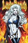 Lady Death Chaos Rules #1 Hellfire Edition