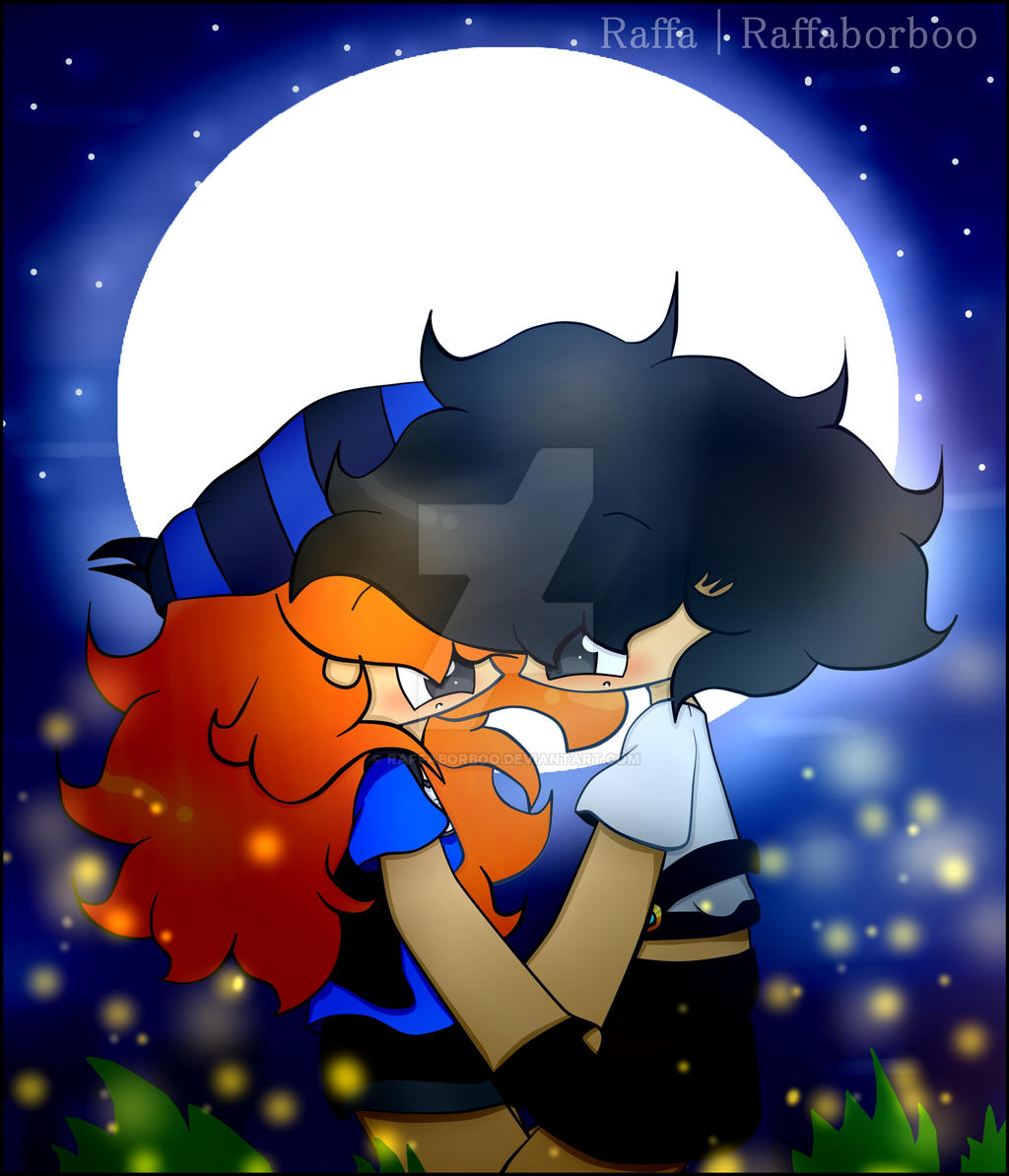 Under Moonlight Together ~~ Lorenzo X Petra By