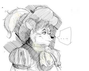 MS paint doodle by vincentwolf