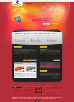 ARKGRAFIK website v5