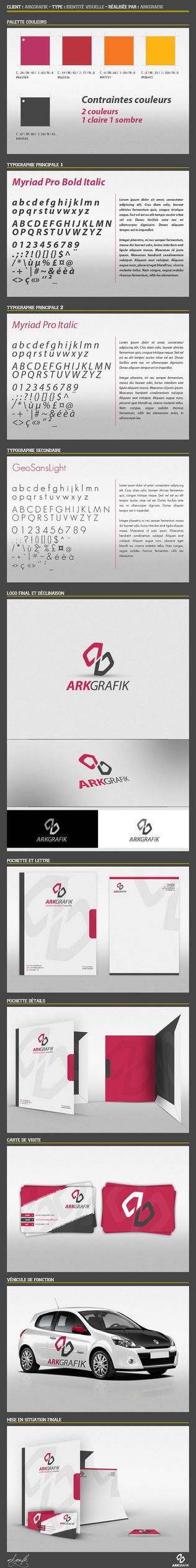 ARKGRAFIK Complete Identity by arkgrafik