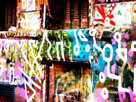 graffiti is an art