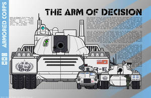 The Arm of Decision by MrAverage