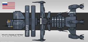 Hunter-class Missile Frigate