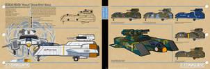 SOMUA HS-49f 'Howler' GEV by MrAverage