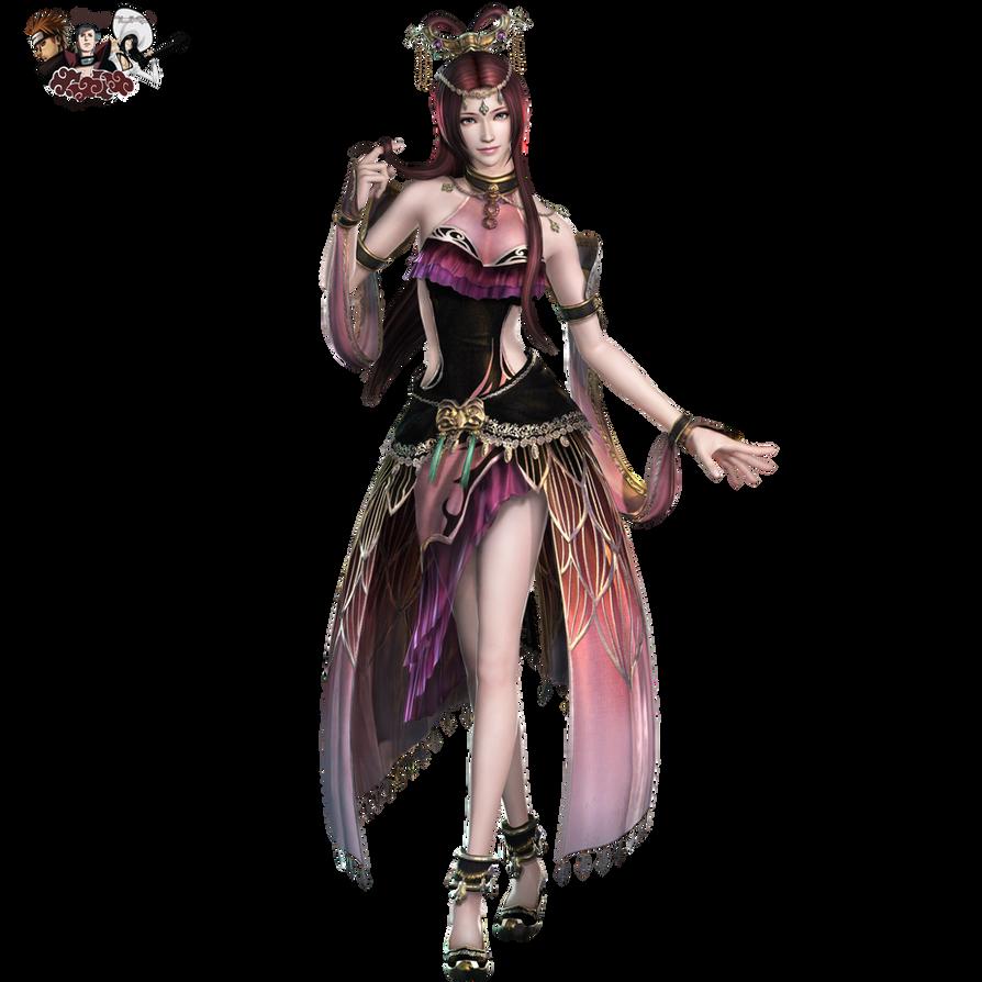 Lu Bu Warriors Orochi 4: Diao Chan By TheImortal On DeviantArt