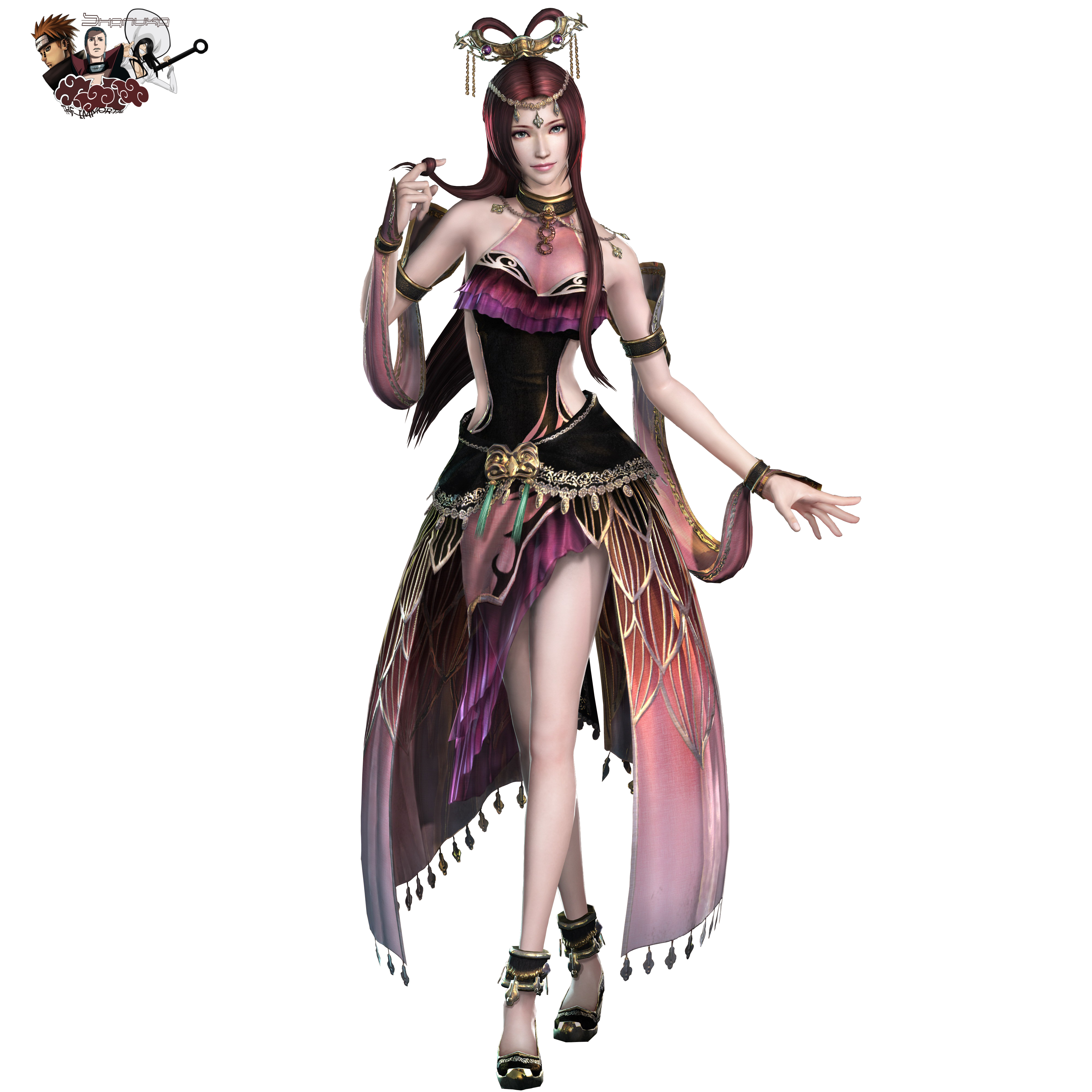 Warriors Orochi 4 All Female Characters: Diao Chan By TheImortal On DeviantArt