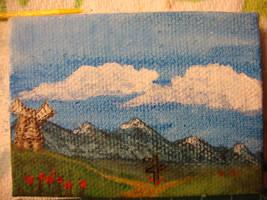Mini landscape by TheWolverineCello