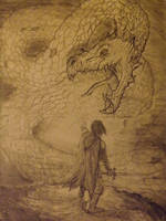Crafty Dragon by TheWolverineCello