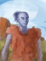 Tilder Fur Blues by TheWolverineCello