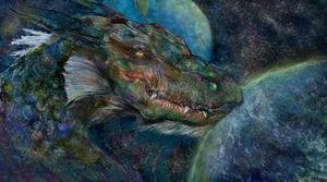 Octamarine Drakon by TheWolverineCello