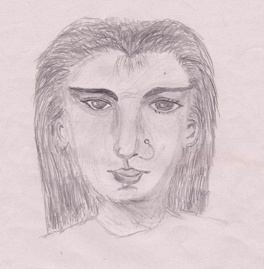 Modern teen girl by devchatterjea on deviantart for Modern teenage girl