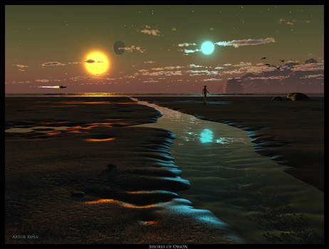 Shores of Orion
