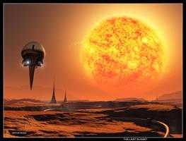 The Last Sunset by ArthurBlue