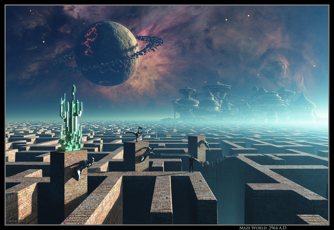 Finding The Exit Maze_world_by_arthurblue-d2xfycd