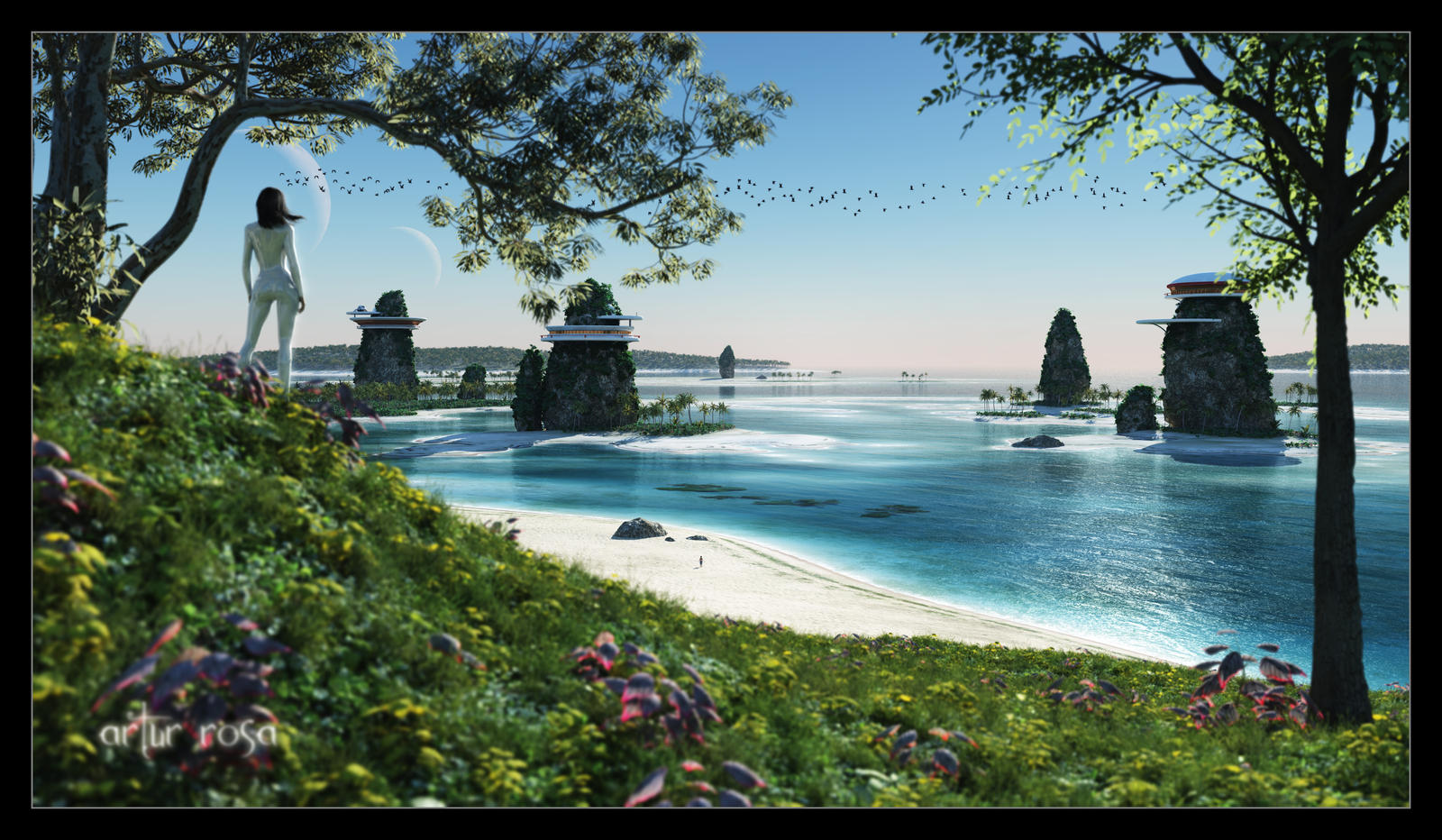 Archipelago 27 by ArthurBlue
