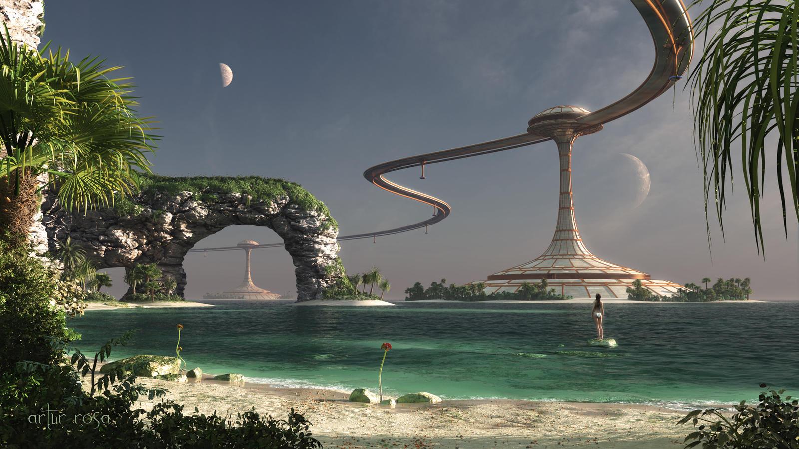 The Colony of Virgo by ArthurBlue
