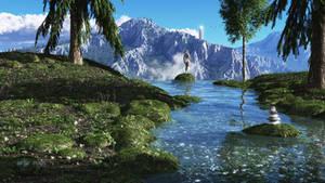 White Pebble Creek