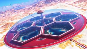 The Sub-Oasis of Lyra 8