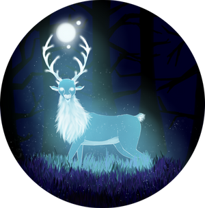 Spirit of the woods