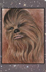 Original Sketch cover I did of Chewy