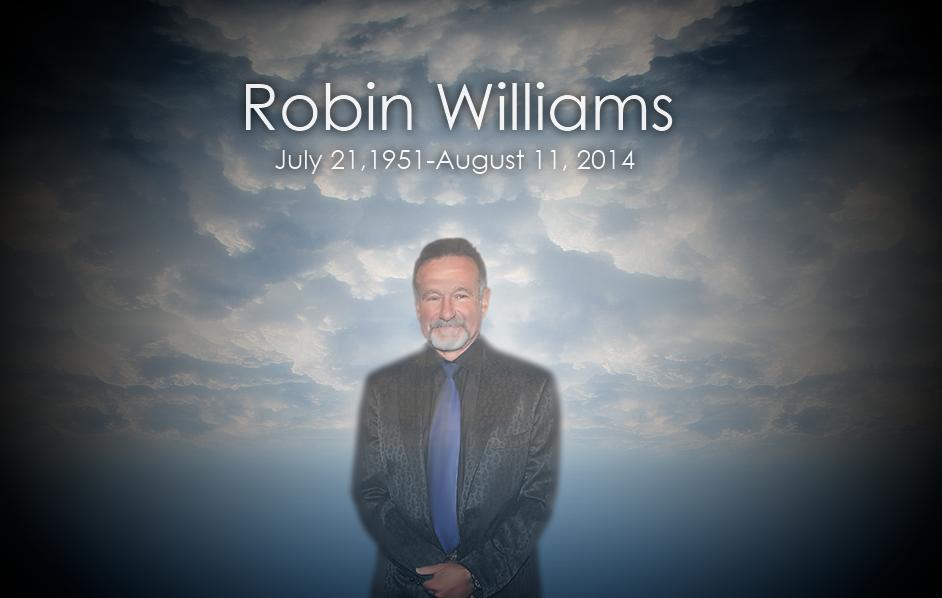Robin Williams. by ilya95983 on deviantART