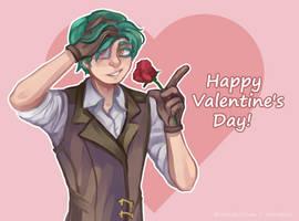 Happy Valentine's Day! by Raintectlum