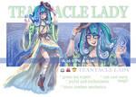 Teantacle Lady / closed by Raintectlum
