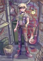 'Ven' /commission/ by Raintectlum