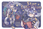 Star Librarian /closed by RAINTELLIX