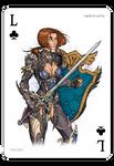 Lineage2 cards: Legata