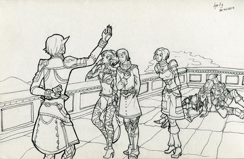 Clan oath