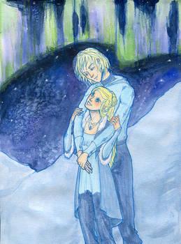 Aret and Ineylla
