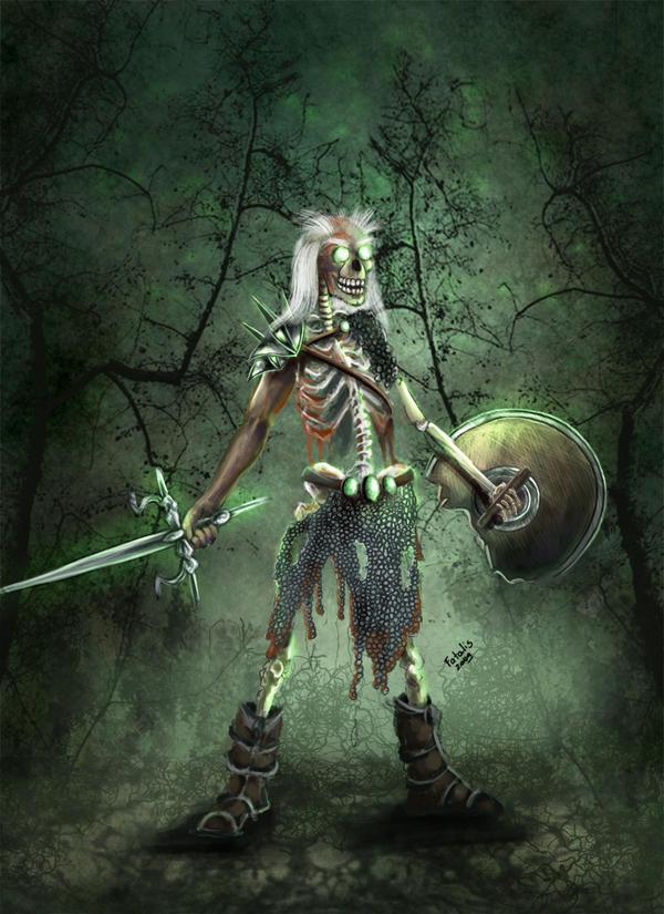 Skeleton by Fatalis-Polunica