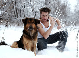 Wolverine cosplay by Fatalis-Polunica