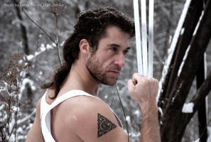 Wolverine cosplay - 4 by Fatalis-Polunica