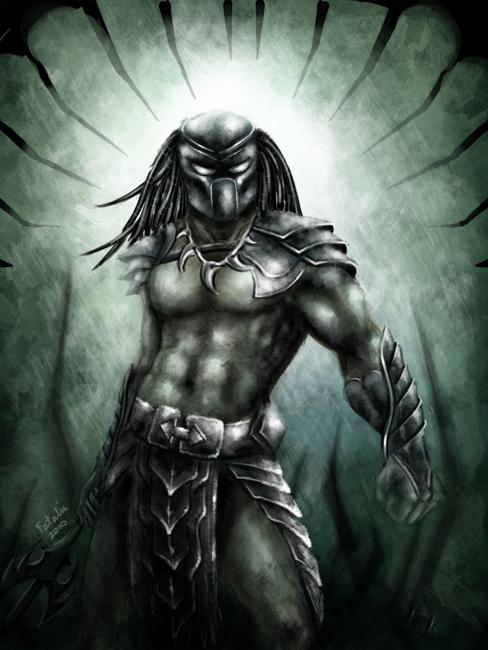 The Predator by Fatalis-Polunica