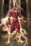 Flash Fan ART