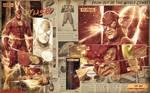 Flash Comics Fan Art