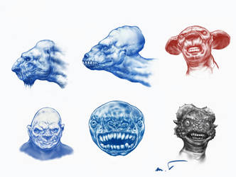 Sketch head by Tofel