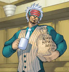 Godot likes coffee