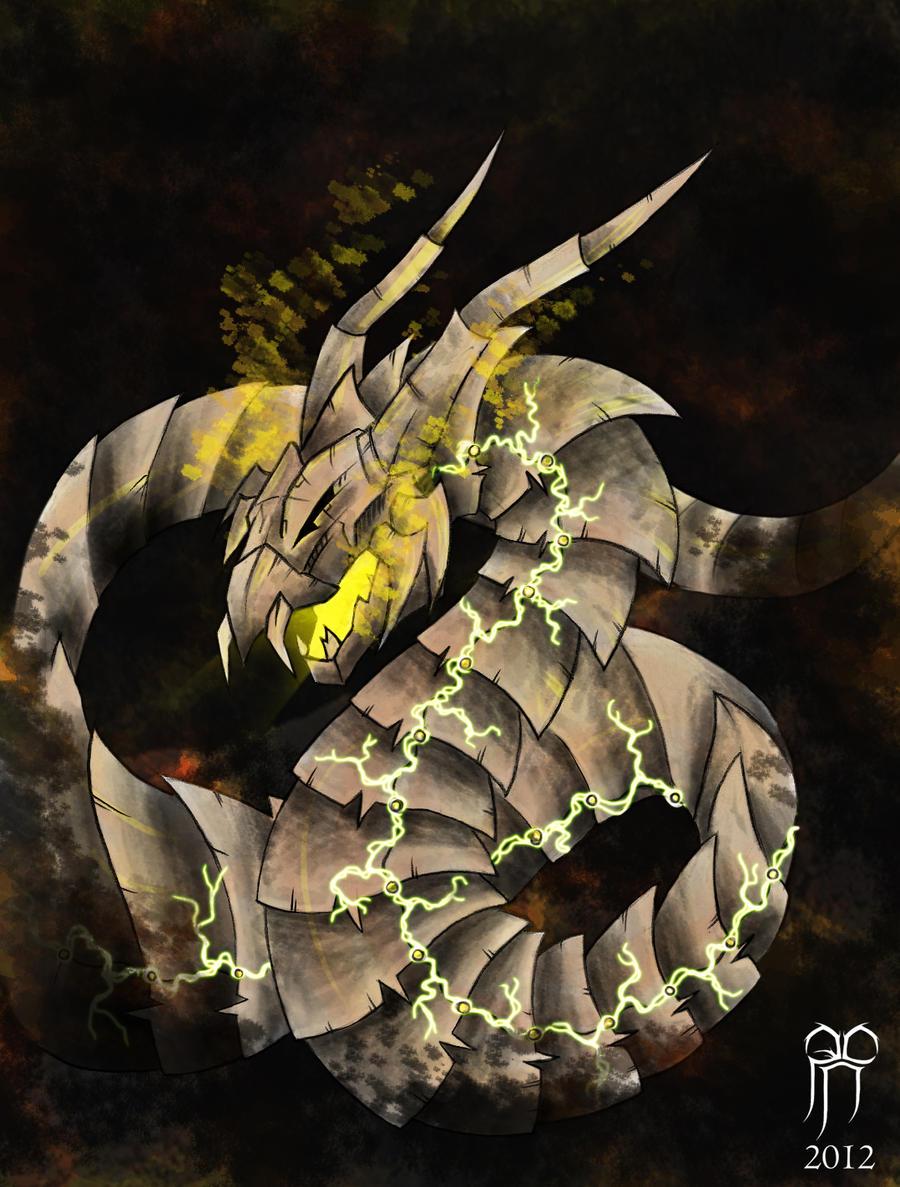 Lifelink Wurmcoil Engine by Malici0us