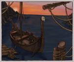Viking Slave Ship by Morwen65536