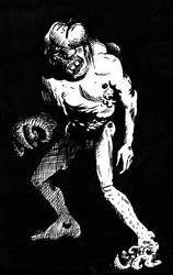 Mutant Man by gardamin
