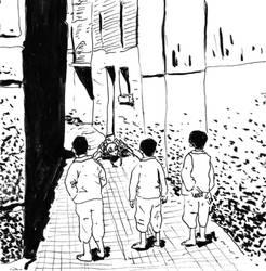 Kaldane And Kids by gardamin